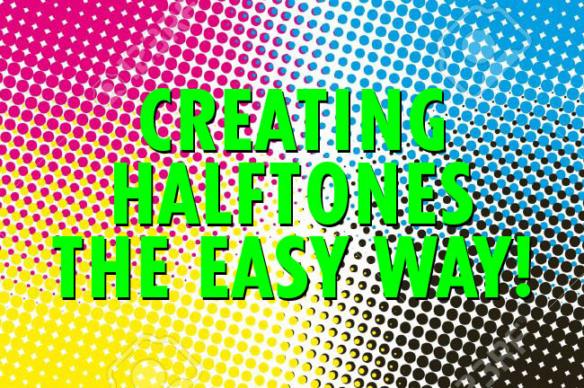 Creating halftones the easy way