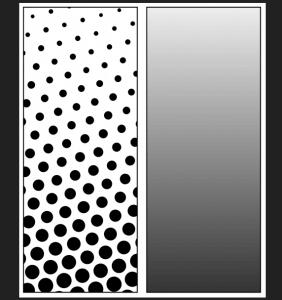 screen printing halftones