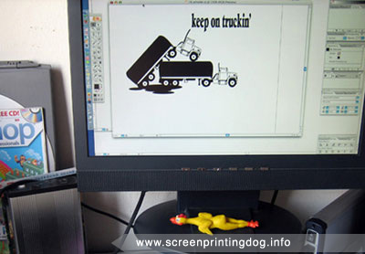 screen printing tutorial computer